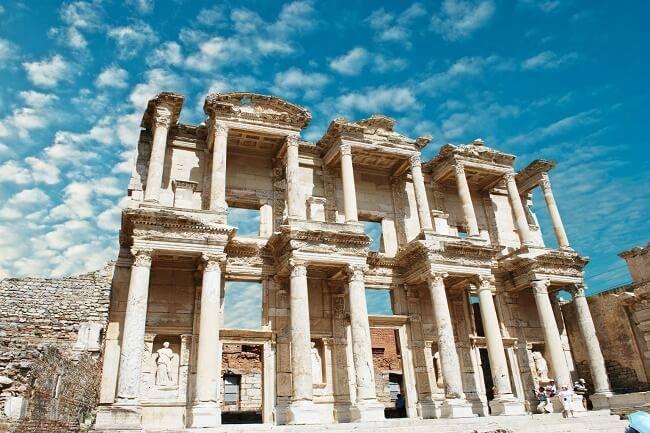 efes antik kenti 1 - Эфес