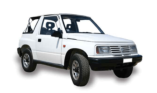 kalkan car hire suzuki samurai259 - Shortcode products