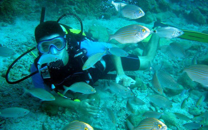 raduga diving tour 6 1 - Дайвинг