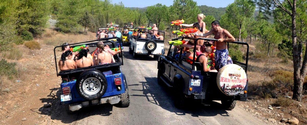 raduga tour jeep safari - Джип-Сафари