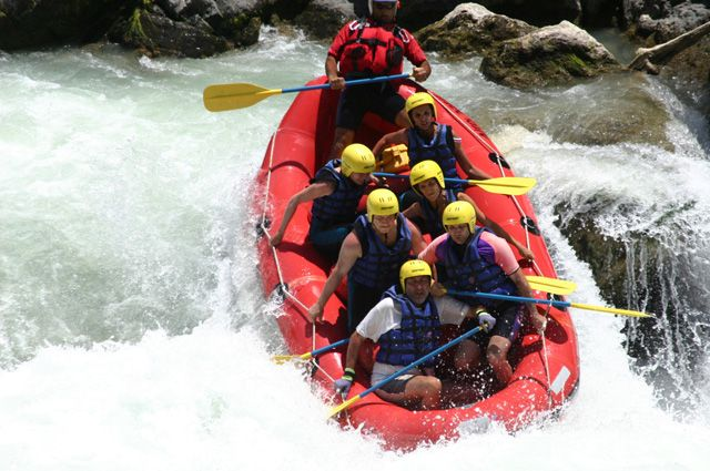 raduga tour rafting 1 - Рафтинг