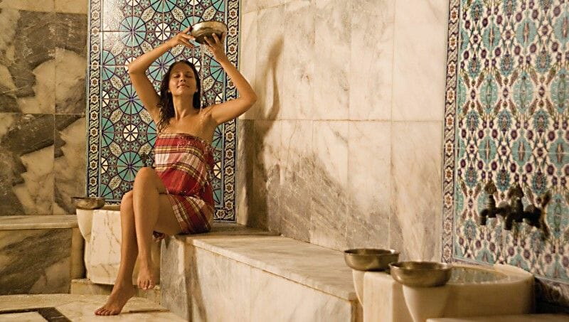 raduga tour turk hamami 3 - Турецкая баня