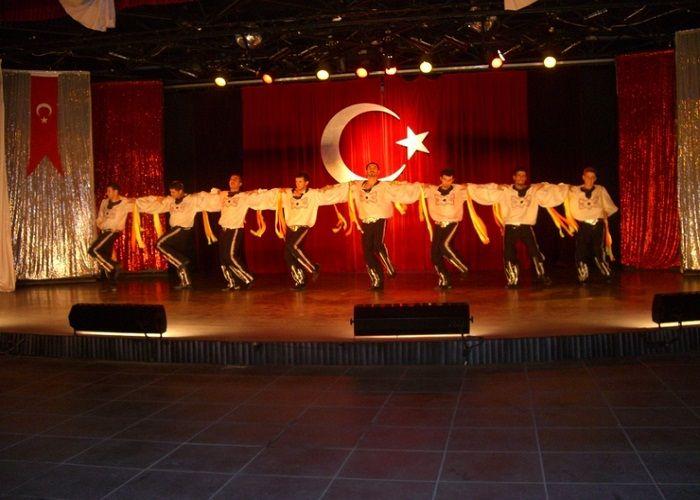 raduga turk gecesi 10 - Турецкая ночь